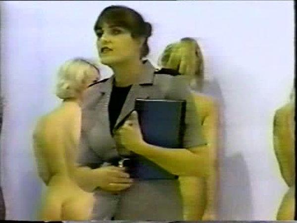 Sexy corporal women